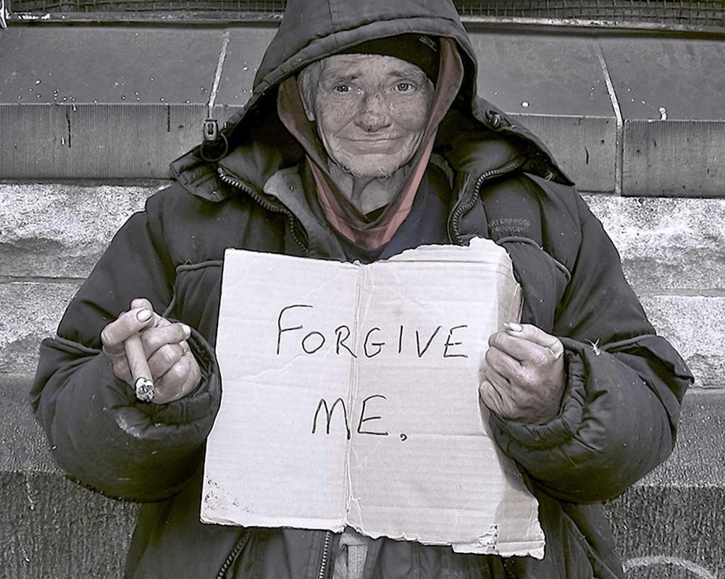 Stephen Beveridge, Forgive Me series of photographs.