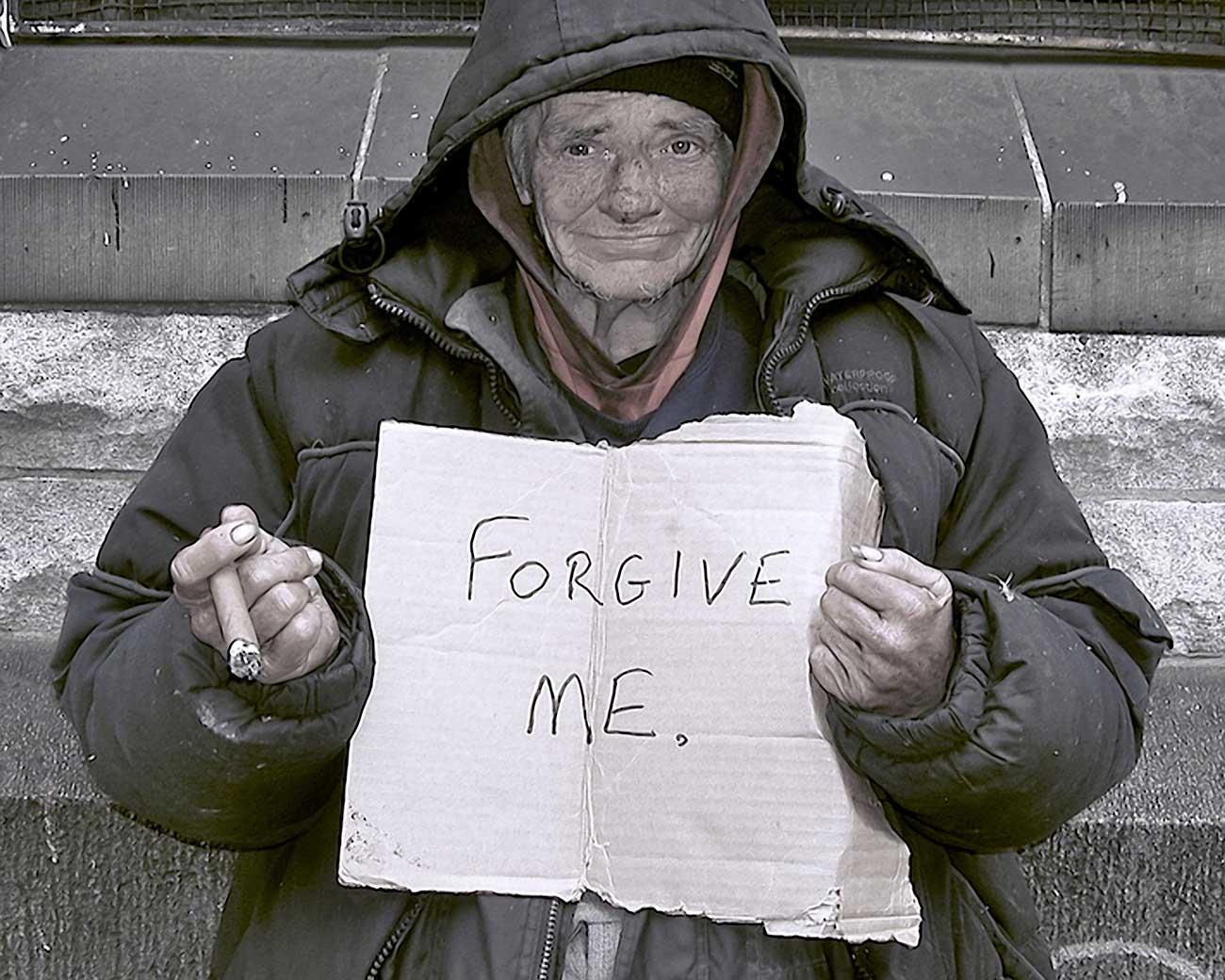 Forgive Me series