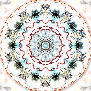 Unity Palm Springs divine essence portrait mandala 2015