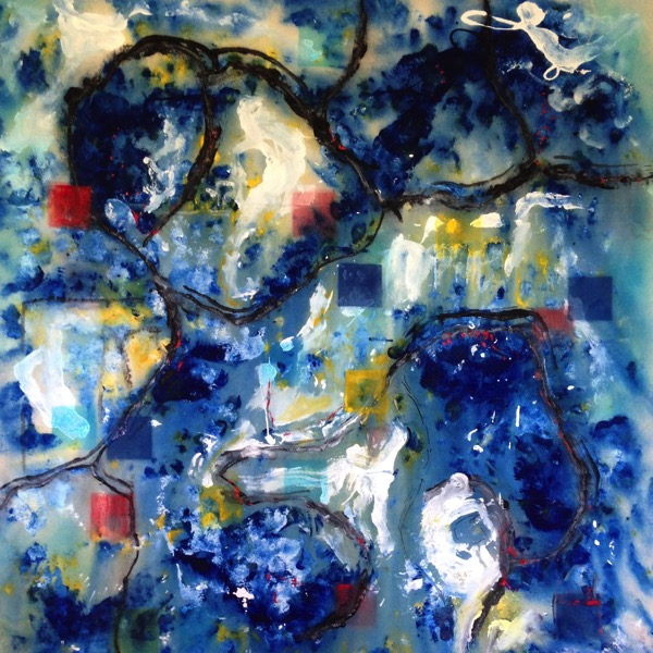Blue Painting